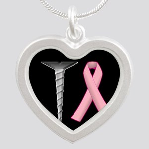 Screw Breast Cancer! Necklaces