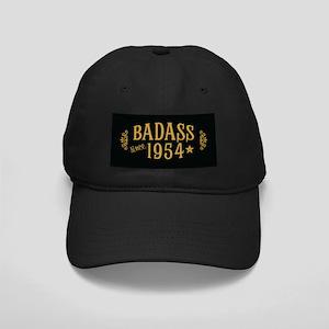 Badass Since 1954 Black Cap