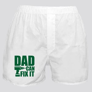 Dad Can Fix It! Boxer Shorts