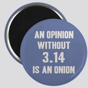 Opinion Sans Pi Magnet