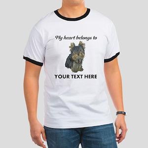 Custom Yorkshire Terrier Ringer T