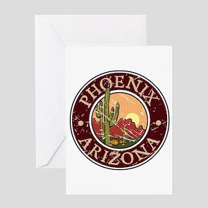Phoenix arizona greeting cards cafepress phoenix greeting card m4hsunfo