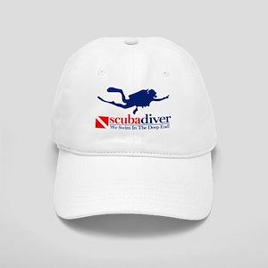 scubadiver Baseball Cap