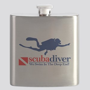 scubadiver Flask