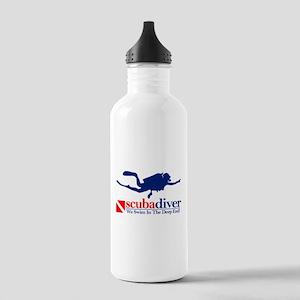 scubadiver Water Bottle