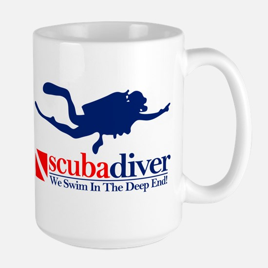 scubadiver Mugs