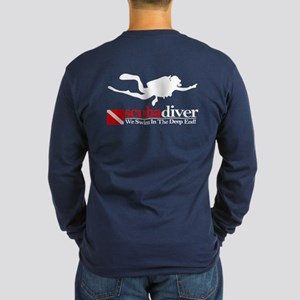 Scubadiver Long Sleeve T-Shirt