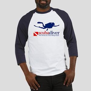 scubadiver Baseball Jersey