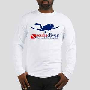 scubadiver Long Sleeve T-Shirt
