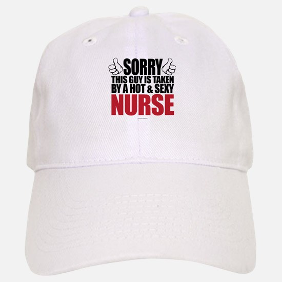 Hot and Sexy Nurse Baseball Baseball Cap