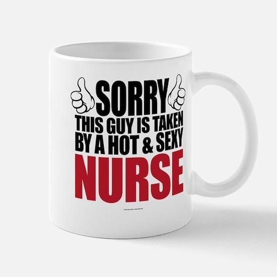 Hot and Sexy Nurse Mugs