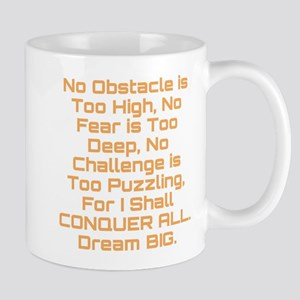 Conquer All Mugs