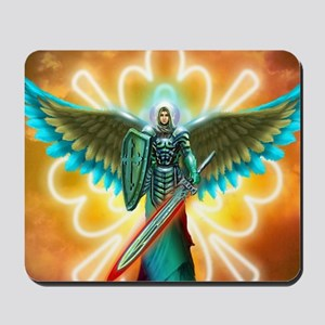 Angel Of God Mousepad