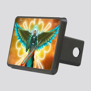 Angel Of God Rectangular Hitch Cover