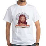 Who Would Jesus Bomb? White T-Shirt