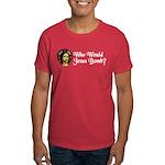 Who Would Jesus Bomb? Dark T-Shirt