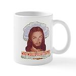 Who Would Jesus Bomb? Mug