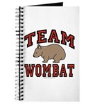 Team Wombat III Journal