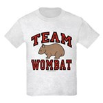 Team Wombat III Kids Light Colored T-Shirt