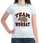 Team Wombat III Jr. Ringer T-Shirt