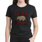 Team Wombat III Women's Dark Colored T-Shirt
