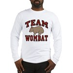 Team Wombat III Long Sleeve T-Shirt