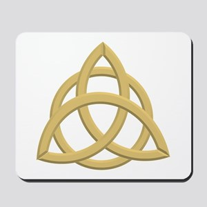 Triquetra, Charmed, Book of Shadows Mousepad