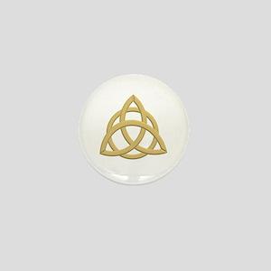 Triquetra, Charmed, Book of Shadows Mini Button