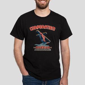 Corporatism Dark T-Shirt