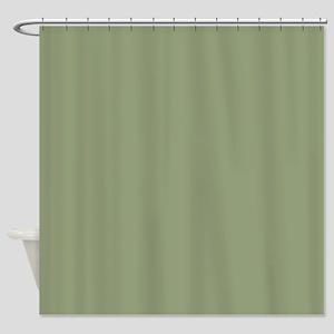 Ancient Moss Shower Curtain