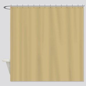 Ancient Tawny Shower Curtain