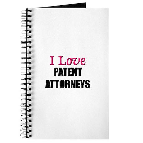 I Love PATENT ATTORNEYS Journal