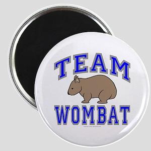 Team Wombat II Magnet