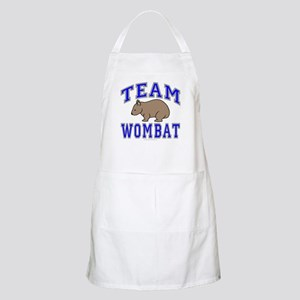 Team Wombat II BBQ Apron