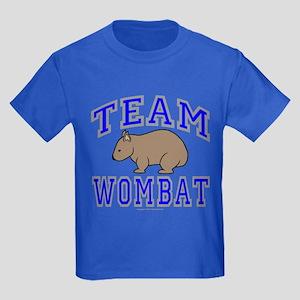 Team Wombat II Kids Dark T-Shirt