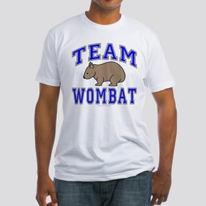Team Wombat II Fitted T-Shirt