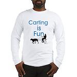 Carting is Fun JAMD Long Sleeve T-Shirt