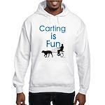 Carting is Fun JAMD Hooded Sweatshirt