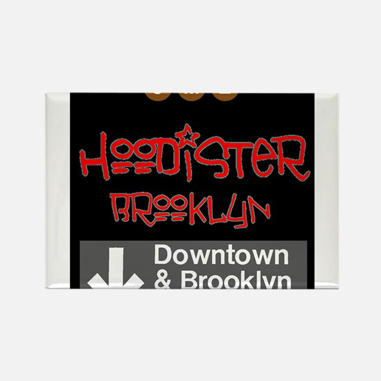 Hoodister Brooklyn Janis red black Magnets