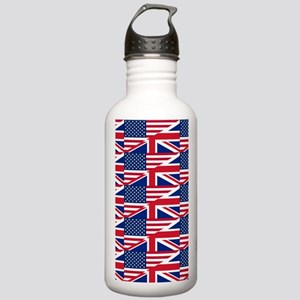 uk usa Stainless Water Bottle 1.0L