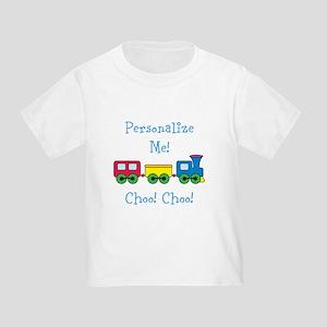 Choo Choo Train Toddler T-Shirt