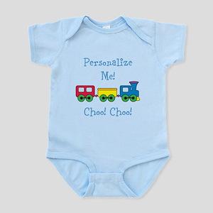 Choo Choo Train Infant Bodysuit