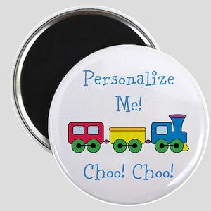 Choo Choo Train Magnet