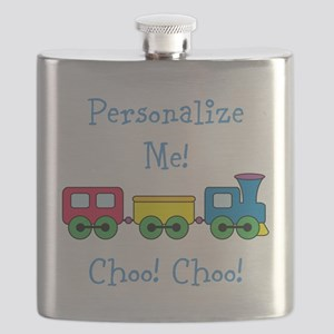 Choo Choo Train Flask