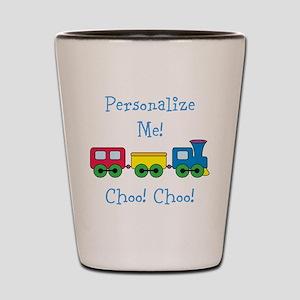 Choo Choo Train Shot Glass