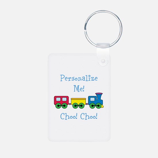 Choo Choo Train Keychains