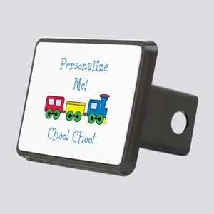 Choo Choo Train Rectangular Hitch Cover