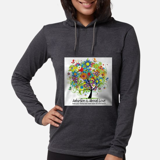 2-FAMILY TREE ONE MORE Long Sleeve T-Shirt