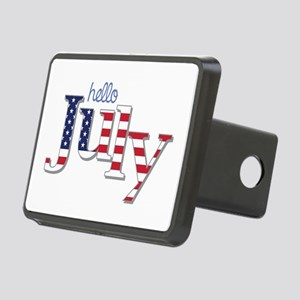 Hello July Hitch Cover
