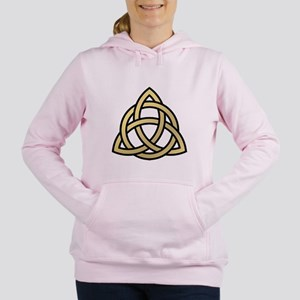 Triquetra, Charmed, Book Women's Hooded Sweatshirt